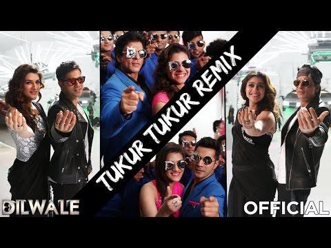 Tukur Tukur Remix - Dilwale | Shah Rukh Khan| Kajol | Varun | Kriti | DJ Shilpi Mix