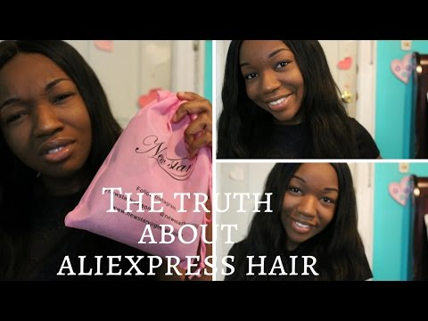 HONEST ALI EXPRESS HAIR REVIEW: New Star Hair 6 Month Review
