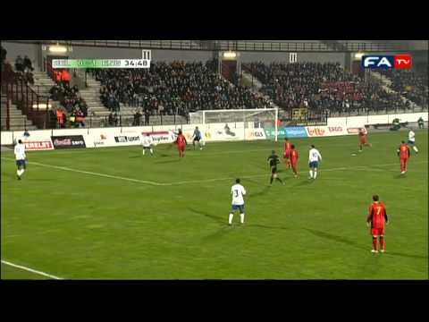 Belgium 2-1 England - Goals and highlights | Under 21 Euro 2013 Qualifier