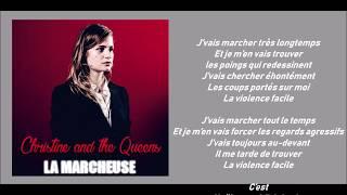 Christine And The Queens La Marcheuse Audio