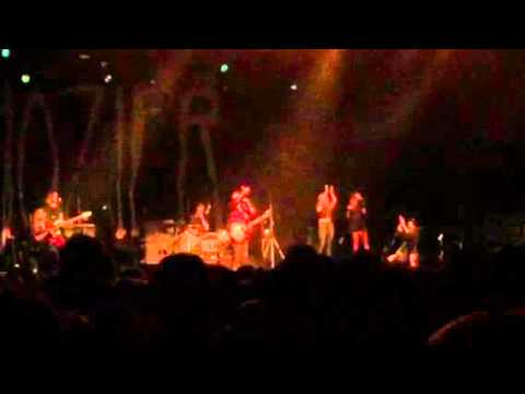 Hozier Sydney at hordern pavilion ... Band introduction 3rd nov 2015