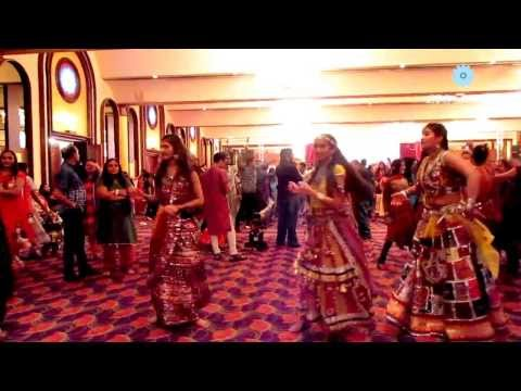 HVK - Raas Garba - 2013  - With Musa Paik