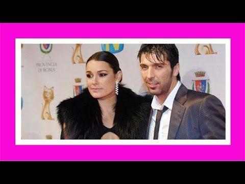 Alena Seredova e Gigi Buffon verso il divorzio?