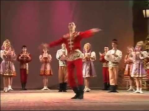 USSR 05.08.1991  -  Russian folk dance -   KALINKA Music Videos