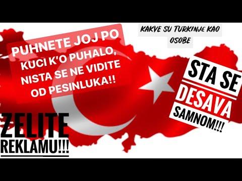 STA SE DESAVA SAMNOM/ KAKVE SU TO TURSKE ZENE/ ODNOSI/ MOJA KONTROLA/ SALJEM HEDIJU/ ZELITE REKLAMU/