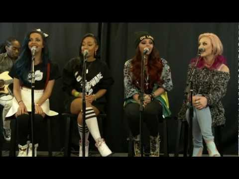 Little Mix - Wings - Kiss 108 FM (03/18/2013)