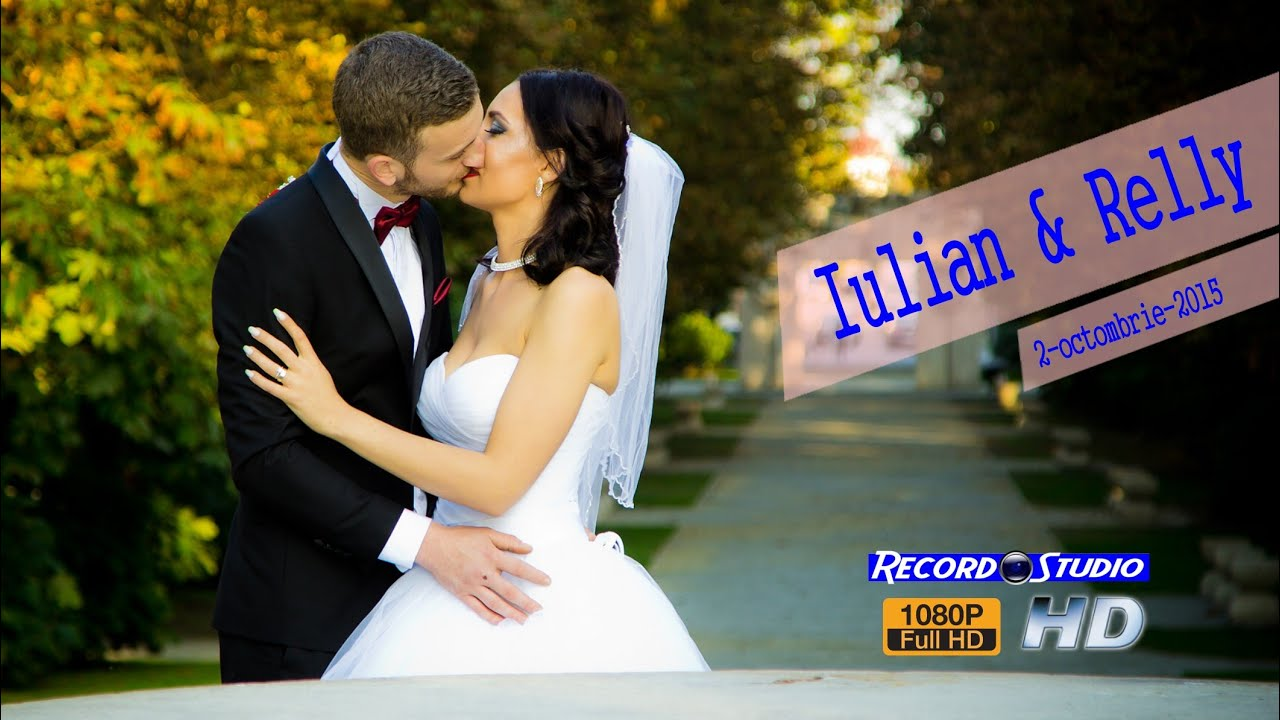Clip Nunta Iulian & Relly - Izvoarele 2-10-2015 [ RECORD STUDIO ]