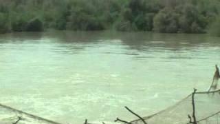Flood shikarpur , Fayaz Soomro Waqt Tv