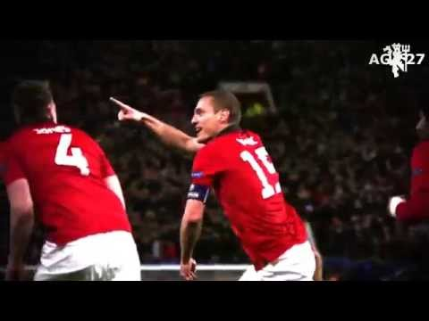 Nemanja Vidić - Manchester United 2006 - 2014 Thank You Captain! [HD]