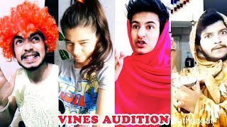BEST Vines Audition Musical.ly India Compilation 2018 | NEW #VinesAudition Musically Videos