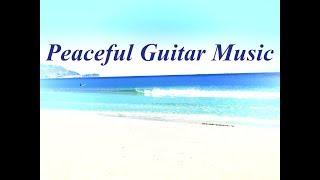 Peaceful Guitar Music Ocean Cafe アルバム配信中!(カフェミュージックBGM)