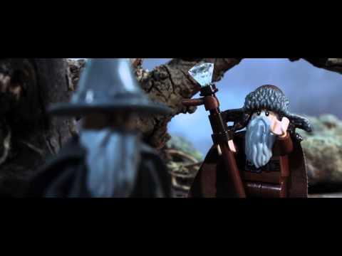 LEGO El Hobbit: La Desolación de Smaug - Trailer subtitulado en español y en Full HD