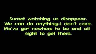 Watch Rascal Flatts All Night To Get There video
