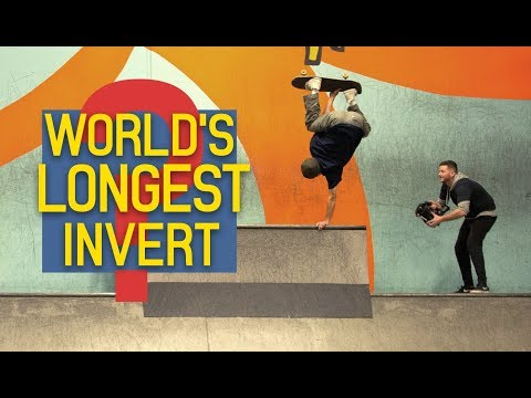 Did Erick Winkowski Just Stall The World's Longest Invert?