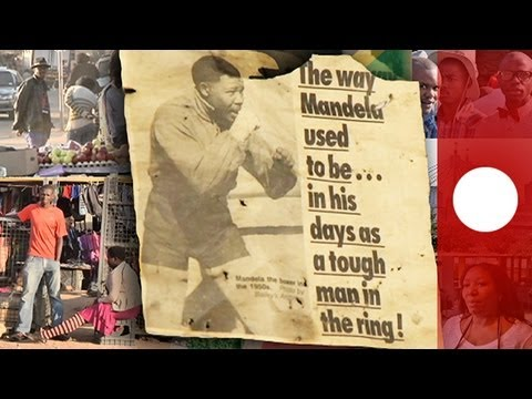 Inequality blights Mandela's South African legacy - reporter