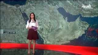 الاعصار المداري في بحر العرب يتحول لعاصفة من الدرجة الثالثة