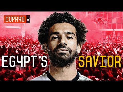 How Mohamed Salah Saved Soccer in Egypt
