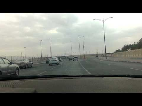 nice view from Dubai roads this winter visit