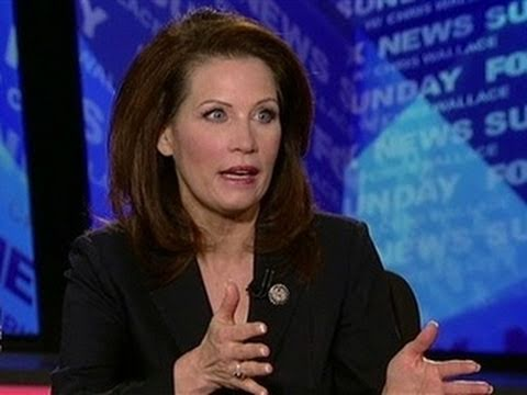 Bachmann Blames Obama For Her Mistake