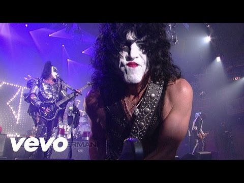 KISS - Got To Choose (Live @ Letterman, 2012)