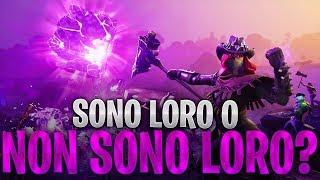 SONO O NON SONO LORO?!?! | FORTNITE ITA