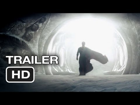 Man of Steel Official Trailer #3 (2013) - Russell Crowe, Henry Cavill ...