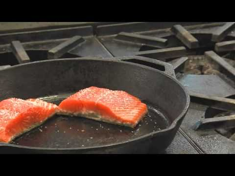 ... River Sockeye Salmon Cooking Demonstration | Market District - YouTube