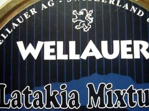 Wellauer & Co - Latakia mixture pipe tobacco