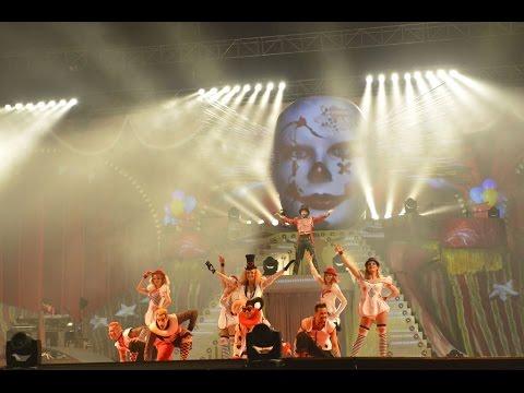 DJ Bobo - CIRCUS TOUR 2014 - Welcome To My Crazy Circus (Official Clip taken from: Circus)