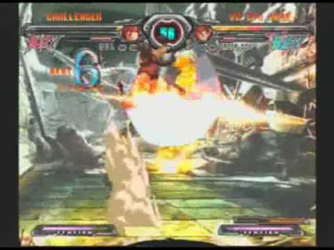Guilty Gear XX Accent Core - Revenge on Gold Order Sol Video