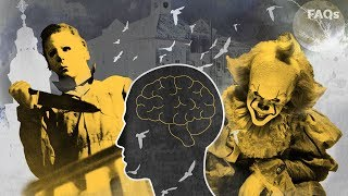 Why certain brains love horror movies