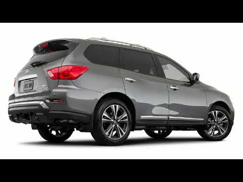 2019 Nissan Pathfinder Video