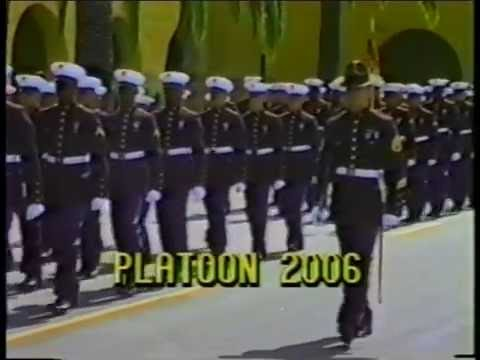 USMC Boot Camp Graduation May 1992 (Part 1)