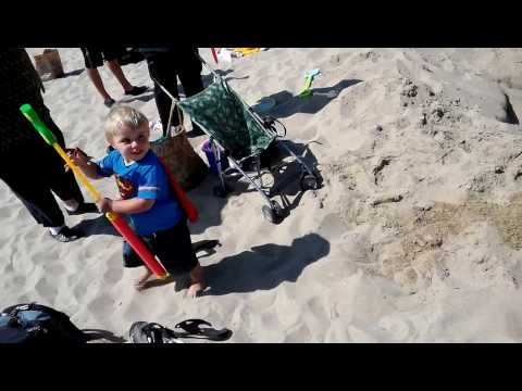 Adam Kokesh Beach Party: Topless Girl Loves the NSA & Dune-Buggy Cops
