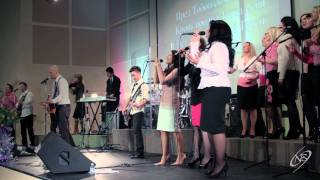 ВСЕ СОВЕРШИЛ. At the cross (Hillsong)