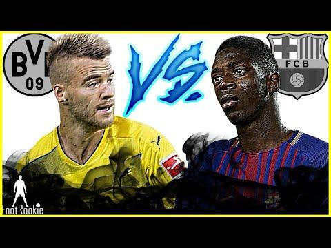 Ousmane Dembélé vs Andriy Yarmolenko • Insane skills and goals • New Beginnings