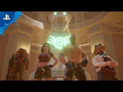 Jumanji: The Video Game - Launch Trailer | PS4