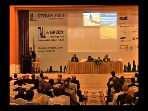 CTBUH 2008 Dubai Congress - Lee Morris,