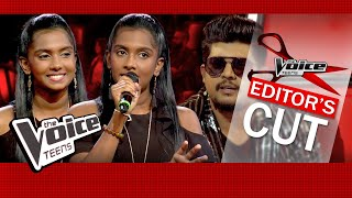 Ayashma Thathsarani | Raga | Blind Auditions | The Voice Teens Sri Lanka
