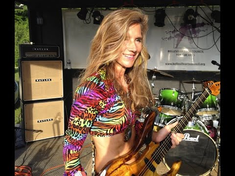 Lemon James at Woodstock Revisited 2014