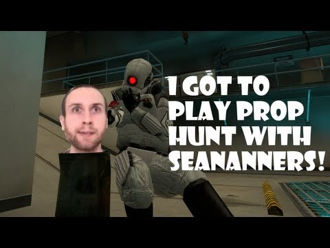 Got To Play With Seananners Prop Hunt Livestream