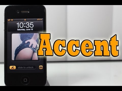 Theme Review: Accent