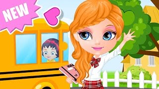 Baby Barbie Game Movie - Baby Barbie Back to School - Dora the Explorer