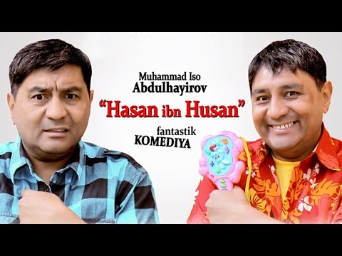 Hasan ibn Husan (o'zbek film) | Хасан ибн Хусан (узбекфильм)