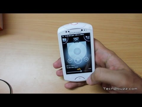 Sony Ericsson Live with Walkman indepth review