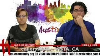 Gender Pronouns & Transphobia in the Atheist Community   Karl - Vista, CA   Talk Heathen 02.18