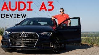 2018 Audi A3 Review