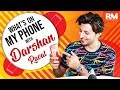 Whats On My Phone with Darshan Raval