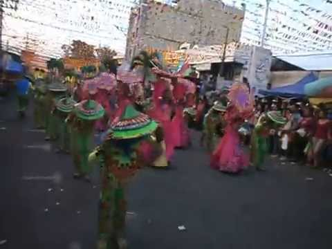 2015-San Pablo City Coco Festival (San Isidro National High School)