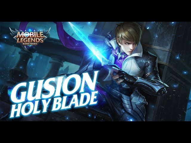 Mobile Legends: Bang Bang! New Hero |Holy Blade| Gussion Gameplay